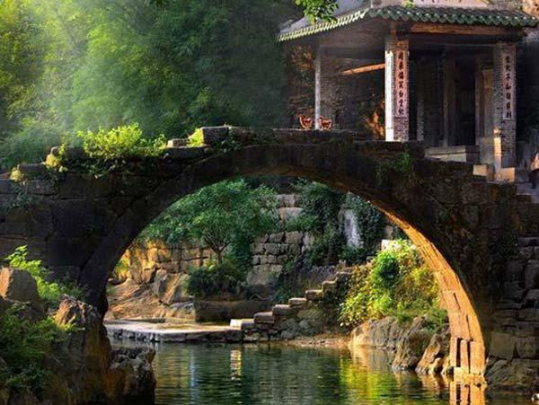 Pueblo antiguo Huangyao