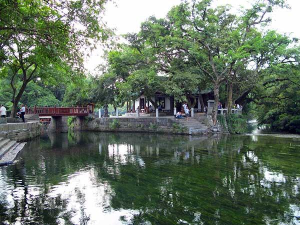 Pueblo antiguo Xing'an