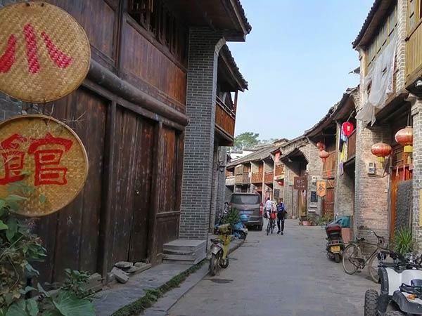 Pueblo antiguo Xingping
