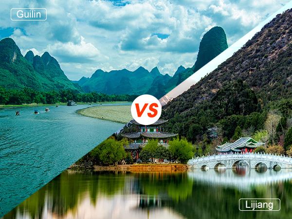 guilin vs lijiang