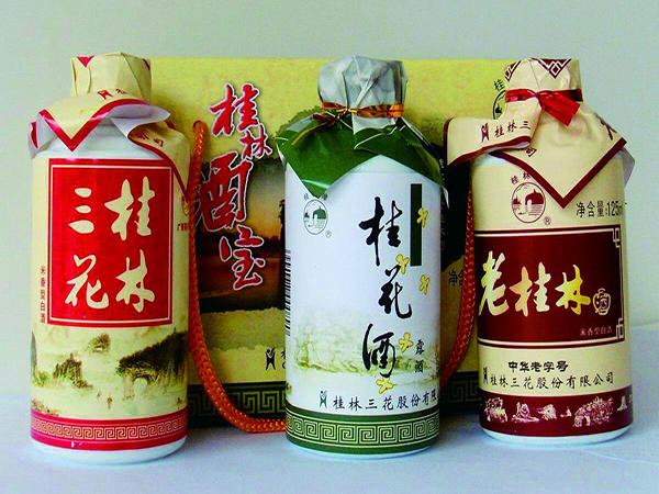 Licor Sanhua