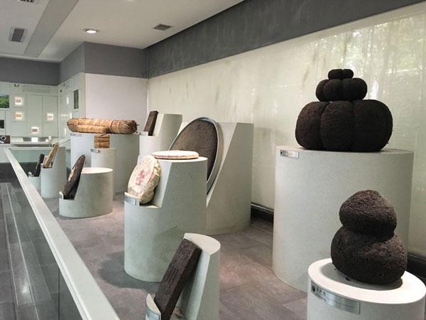 El museo del té de China
