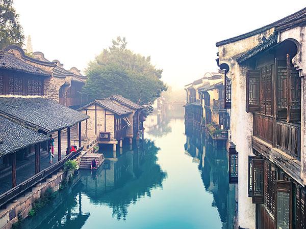 Wuzhen Ciudad del Agua