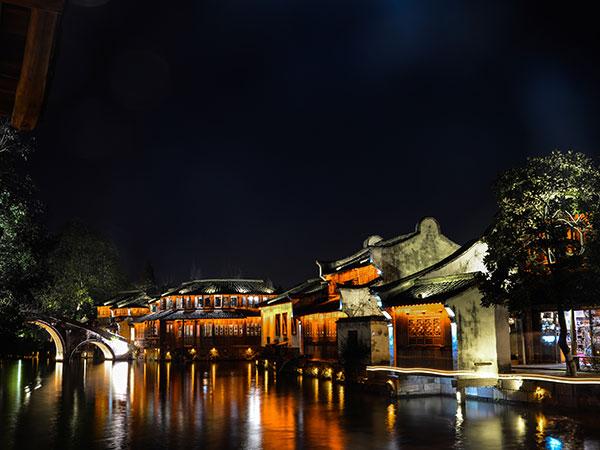pueblo de agua de wuzhen