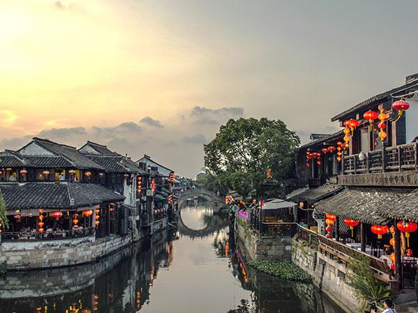 Xitang Ciudad de Agua