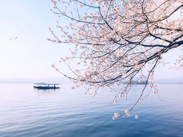 Lago del Oeste de Hangzhou
