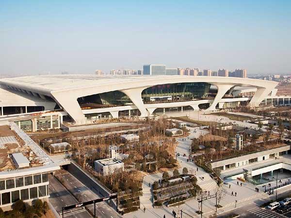 Estación Ferroviaria de Hangzhou
