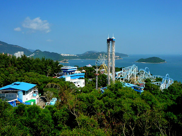 Parque Oceánico