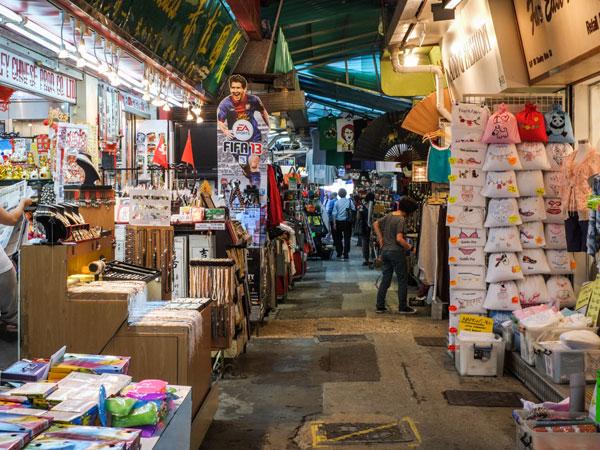 Mercado de Stanley