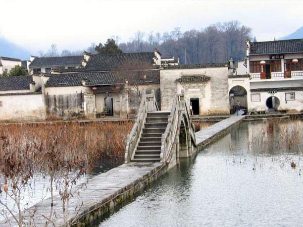 Pueblo antiguo de Hongcun
