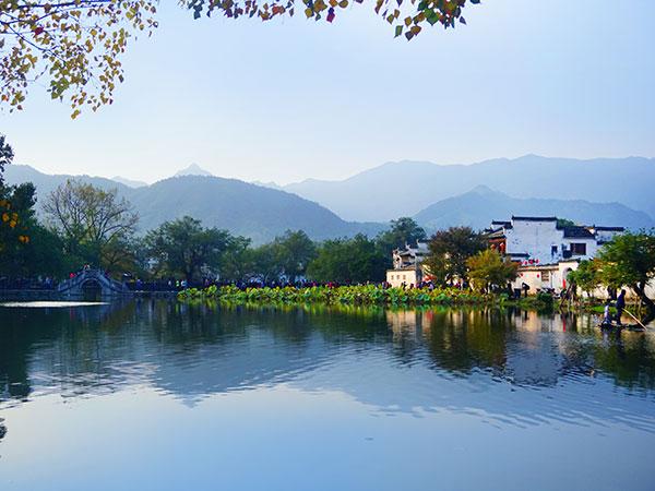 Ciudad antigua de Huizhou - Inicio de Huizhou Cultura
