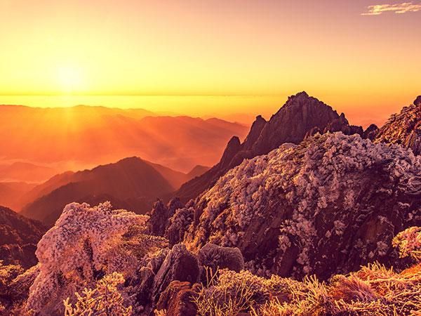 Monte Huangshan