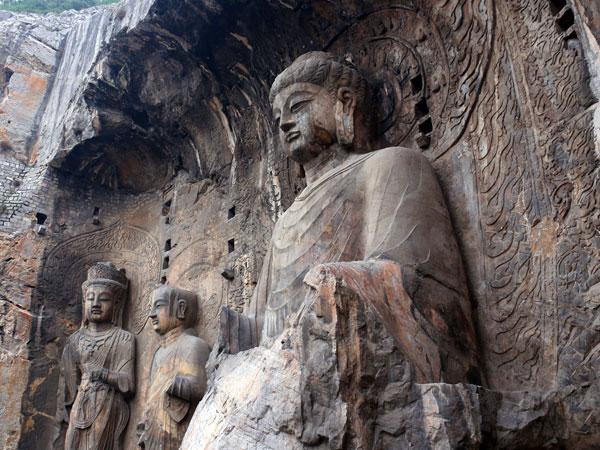 grutas de luoyang