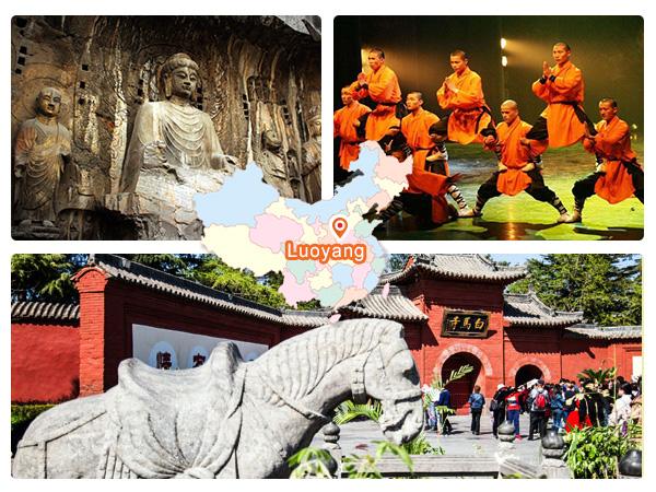 mejores cosas que hacer en Luoyang