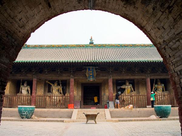 Templo de Shuanglin