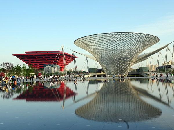 Pabellones de Shanghai Expo