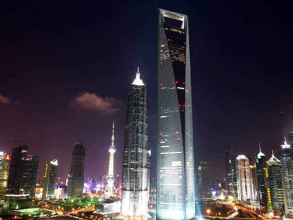 Centro Financiero Mundial de Shanghai