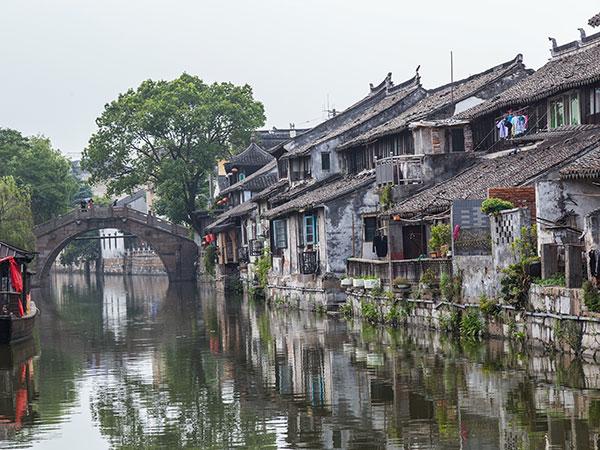Pueblo Acuático Zhujiajiao