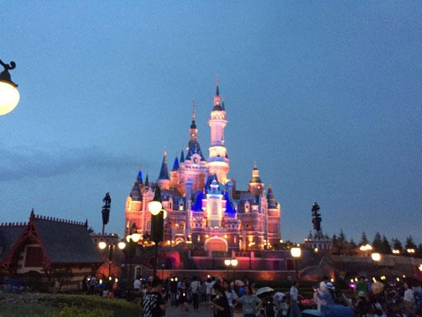 Shanghái Disneyland