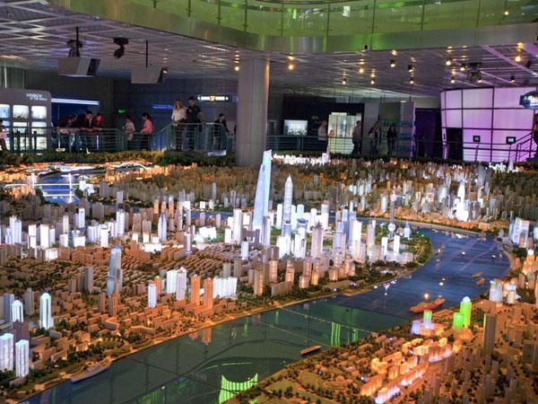 Exposición de Planificación Urbana de Shanghái