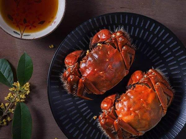 La comida famosa de Shanghai