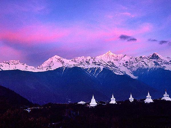 la montaña del nieve meili