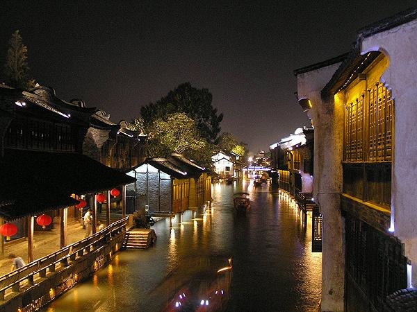 gran canal de Suzhou