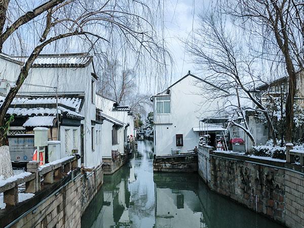 Zhouzhuang Ciudad del Agua