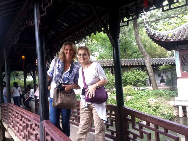 jardin de administrador humilde de Suzhou