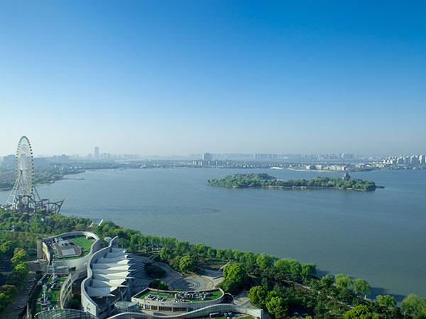 vista de suzhou