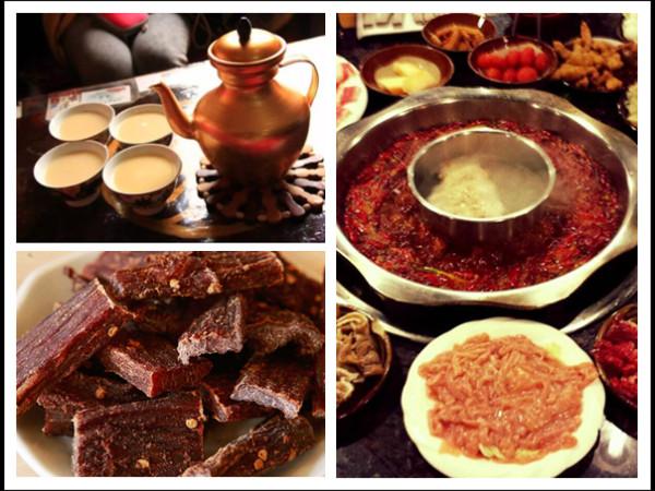 comida de jiuzhaigou