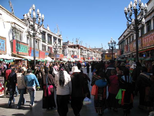 Calle Barkhor