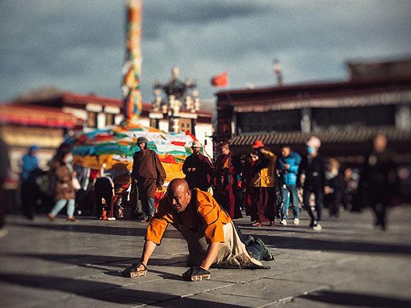 plegaria en lhasa