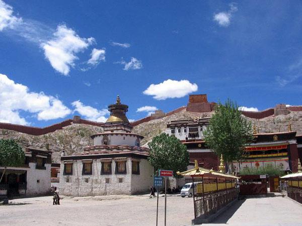 Monasterio de Pelkhor Chode