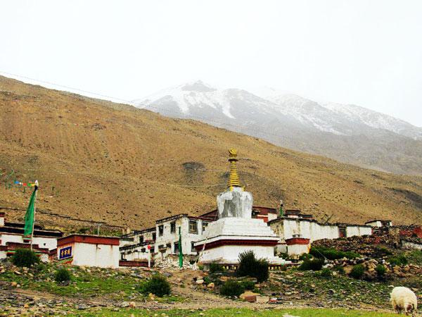 Monasterio Rongbuk