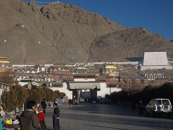 Monasterio Tashilunpo