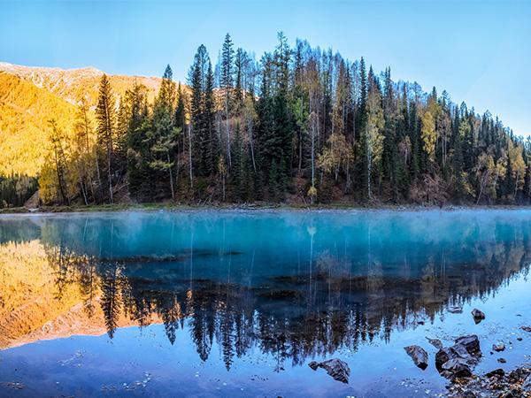 lago kanas