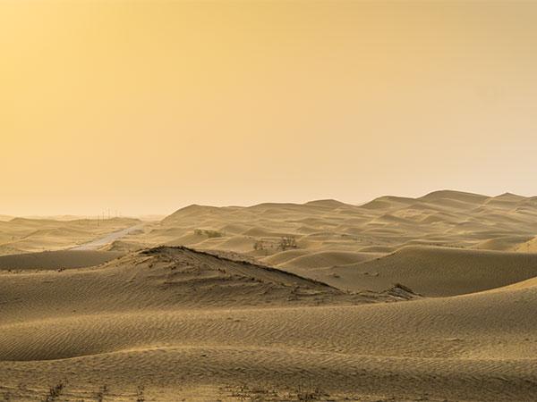 desierto taklamakan