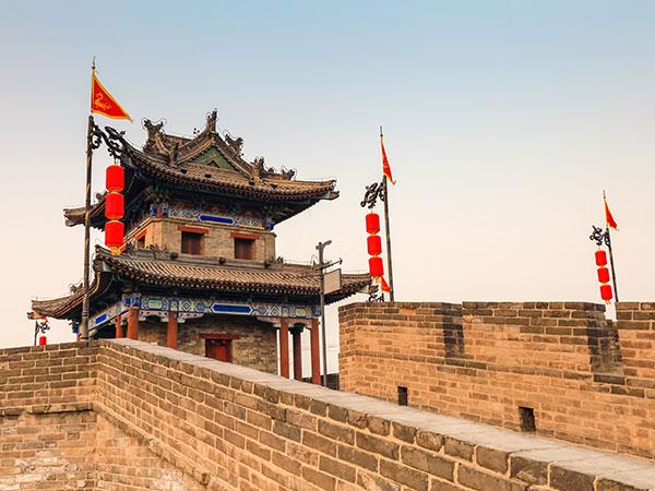 Muralla Antigua de la ciudad Xi'an