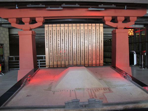 Tumba de Hanyang