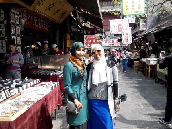 Calle Musulmana