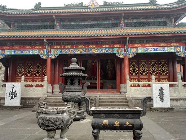 Ciudad fantasma de Fengdu