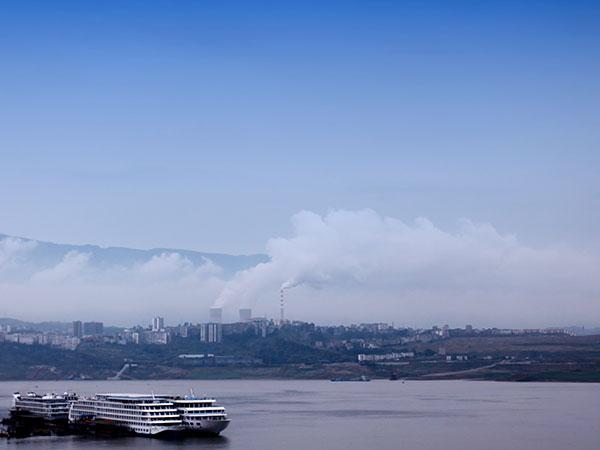 Crucero por el río yangtze