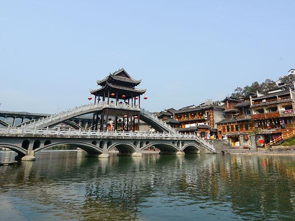 pueblo antiguo fenghuang
