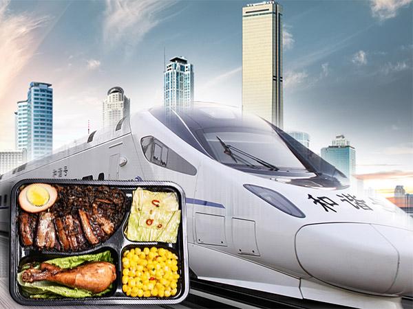 La Comida en Tren de China
