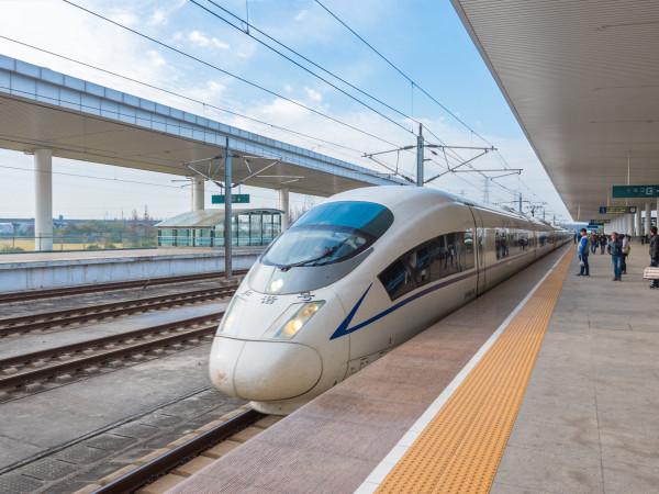 tren de alta velocidad de china